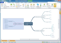 ConceptDraw Mindmap screenshot